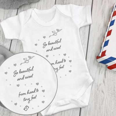 Hello Beautiful New Baby Girl, Gift Set