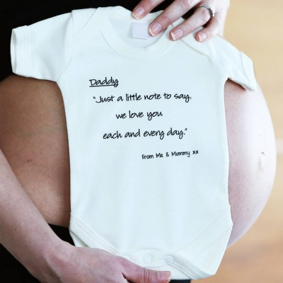 Dad To Be from Mummy's Tummy