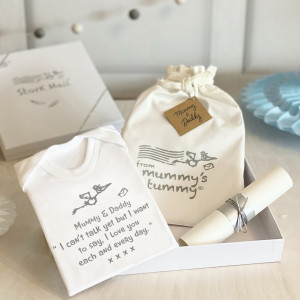 Gift Box Set For Mummy & Daddy Delivered By Stork Mail