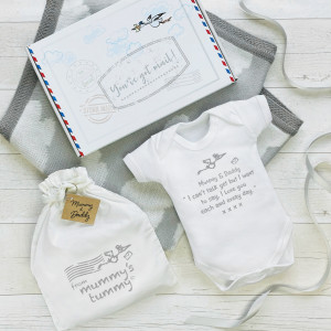 Bump To Baby, Gift Bag For New And Expectant Parents