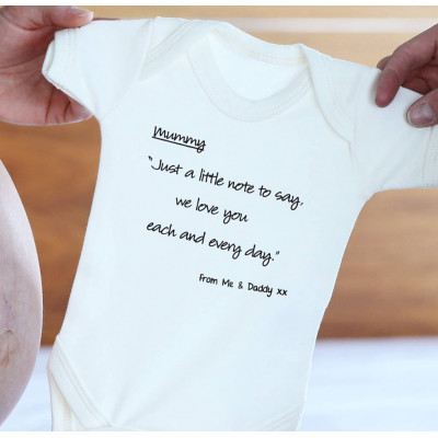 Mum To Be gift with scan pic