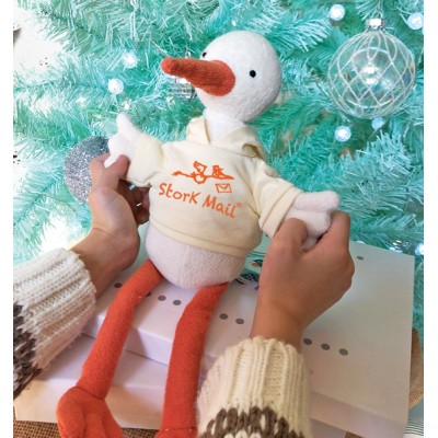 "Sibling Gift Set ""Stork Mail""  From Mummy's Tummy"