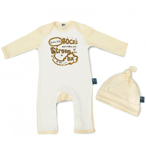 Boobie Milk  romper set