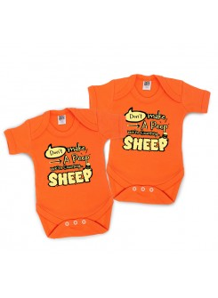 Peep Orange Gro for TWINS
