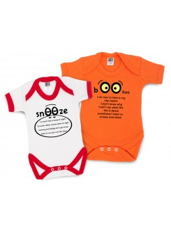 Snooze and Boo Hoo gift set