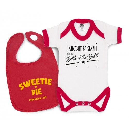 Belle and Sweetie set